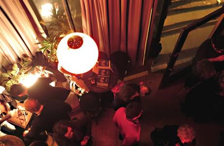 מסיבת השקה להוצאת לוקוס